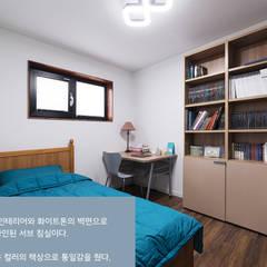 Media room by 윤성하우징