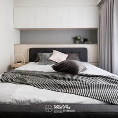 bedroom design:  臥室 by 築本國際設計有限公司,