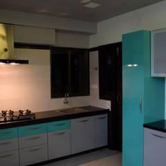 وحدات مطبخ تنفيذ trans- design
