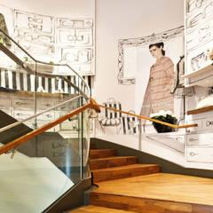 مكاتب ومحلات تنفيذ M.I.A. Müller. Innen. Architektur.