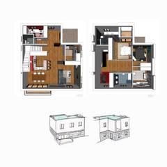 Boutique Home - Vila Nova de Gaia: Adegas  por Sarah Paula - Interior Design