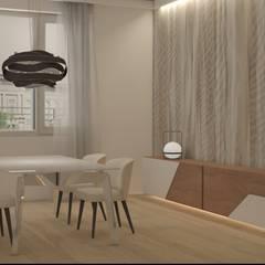 Dining room by Silvana Barbato, StudioAtelier