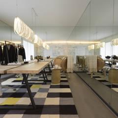 Estudio de Diseño: Estudios y oficinas de estilo  por Tumburus Lucas - Diseño y Arquitectura Interior