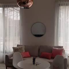 LOFT-EZ: Salas de estilo  por RIVERA ARQUITECTOS