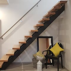 Stairs by RIVERA ARQUITECTOS