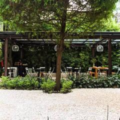 مطاعم تنفيذ Boceto Arquitectos Paisajistas, تبسيطي