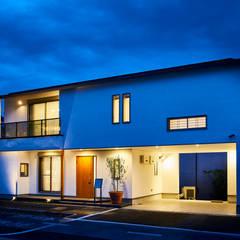 منزل خشبي تنفيذ デザインルバート一級建築士事務所