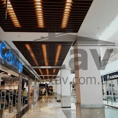 Shopping Centres by Astav Metal Asma Tavan