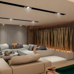 ANTE MİMARLIK  – Murat E. Evi - KUŞADASI:  tarz Oturma Odası