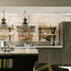 The Bath Larkhall Kitchen:  Kitchen by deVOL Kitchens