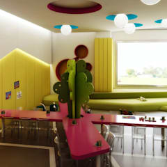 Schools by Monodesign İçmimarlık