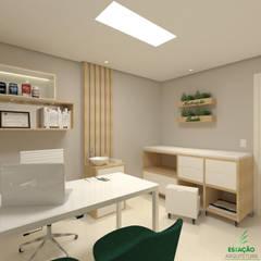 Clinics by Estação Arquitetura, Scandinavian