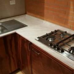 Dapur kecil  by asiul zevach muebles