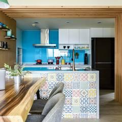ห้องครัว by 澄月室內設計