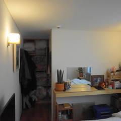 2층 안방: 건축그룹 [tam]의  방