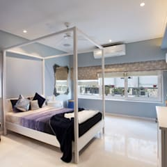Girls Bedroom by Finelines Designers Private Limited
