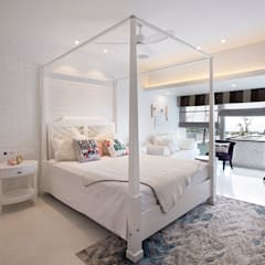 Teen bedroom by Finelines Designers Private Limited