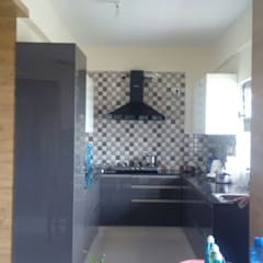 Kitchen units by SSDecor,