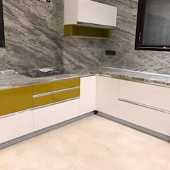 Built-in kitchens by SSDecor
