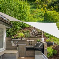 حیاط by Pina GmbH - Sonnensegel Design