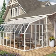 Ogród zimowy Sun Room: styl , w kategorii Ogród zimowy zaprojektowany przez Ogrodosfera