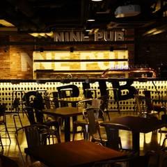 Bars & clubs by AVANT DESIGN GROUP