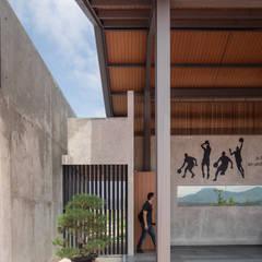 Doors by Rakta Studio