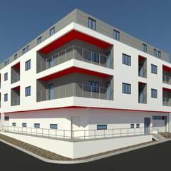 Prédio Habitacional: Condomínios  por jpg.p Arquiteto
