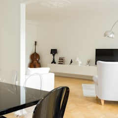 Dining room by Arbit Studio