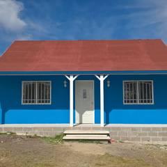 Casas prefabricadas de estilo  por Casa Prefabricada en Mexico.