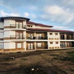 Projekty,  Dom wielorodzinny zaprojektowane przez cesar sierra daza Arquitecto