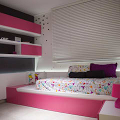 Girls Bedroom by Modulus