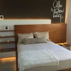 Dormitorio : Dormitorios de estilo  por Modulus