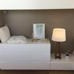 Casa Modulus : Dormitorios de estilo  por Modulus