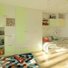 Boys Bedroom by Art-line Design,