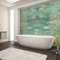 Bathroom by INTERNACIONAL DE ACABADOS SAS