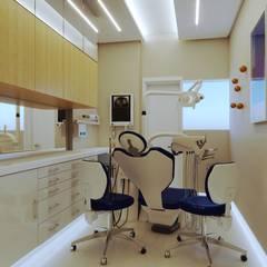 عيادات طبية تنفيذ NP projetos comerciais