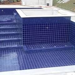 Bể bơi vô cực by AGM Construções e Reformas
