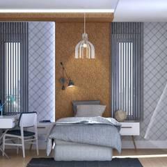 ELTA VR SOLUTIONS – Riva Residence:  tarz Yatak Odası