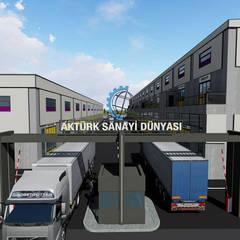 Office buildings by VR ELTA Solutıons