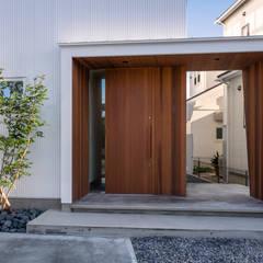 منزل عائلي صغير تنفيذ yuukistyle 友紀建築工房
