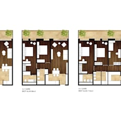 ΛRCHIST Mimarlık|Archıtecture – KYY Konut ve Çarşı Yapıları:  tarz Dükkânlar