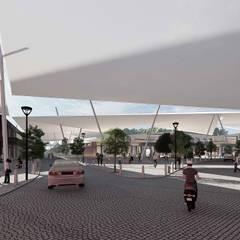 ΛRCHIST Mimarlık|Archıtecture – Selway Alışveriş Merkezi Ankara:  tarz Dükkânlar