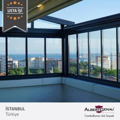Albert Genau – İstanbul:  tarz Teras