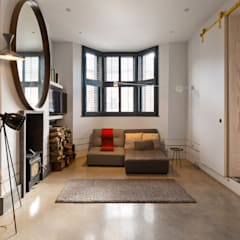 The Etch House:  Living room by Shape London
