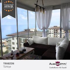 Balcony by Albert Genau,