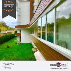 Albert Genau – Trabzon:  tarz Balkon