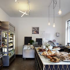 The Quality Chop Shop:  Commercial Spaces by Shape London, Modern