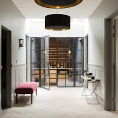 Pier House:  Wine cellar by Shape London, Modern
