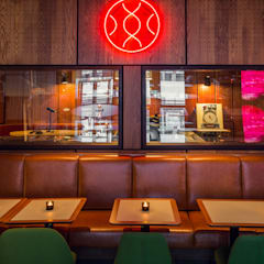 Spiritland:  Event venues by Shape London, Modern